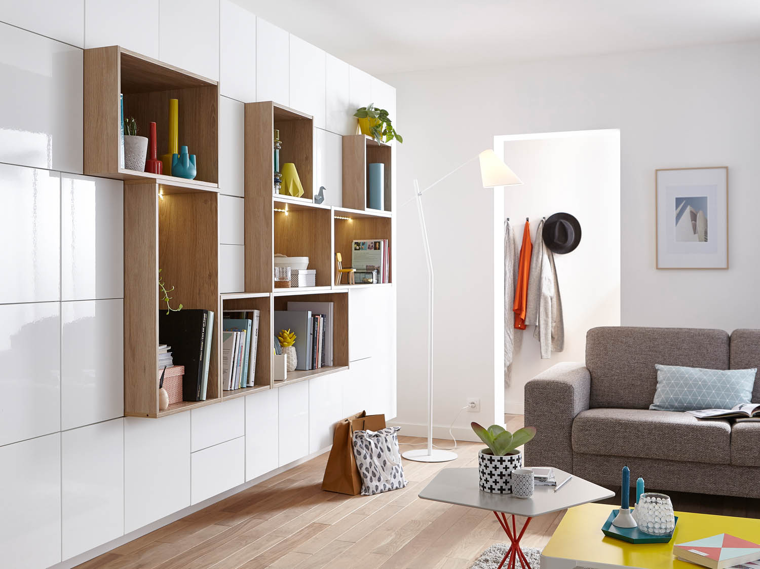 Comment choisir son rangement SPACEO HOME    Leroy Merlin