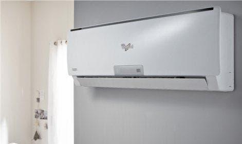 Photo d'un climatiseur